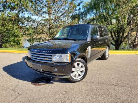 2008 Land Rover Range Rover for sale at Excalibur Auto Sales in Palatine IL