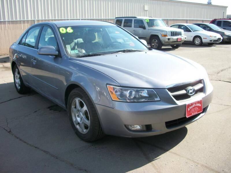 2006 Hyundai Sonata for sale at Lloyds Auto Sales & SVC in Sanford ME