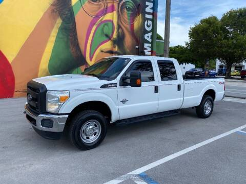 2011 Ford F-250 Super Duty for sale at BIG BOY DIESELS in Fort Lauderdale FL