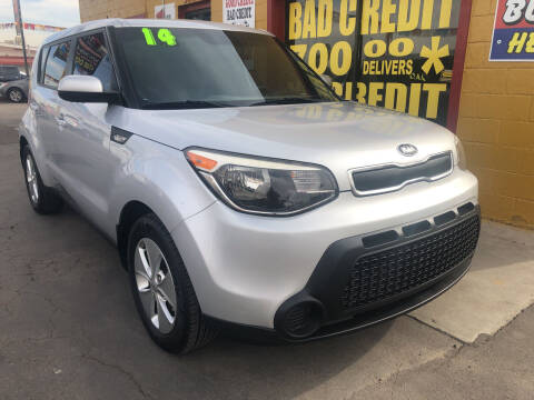 2014 Kia Soul for sale at Sunday Car Company LLC in Phoenix AZ