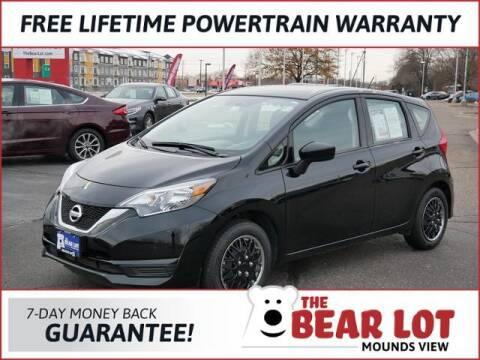 2019 Nissan Versa Note for sale at Rydell Auto Outlet in Mounds View MN