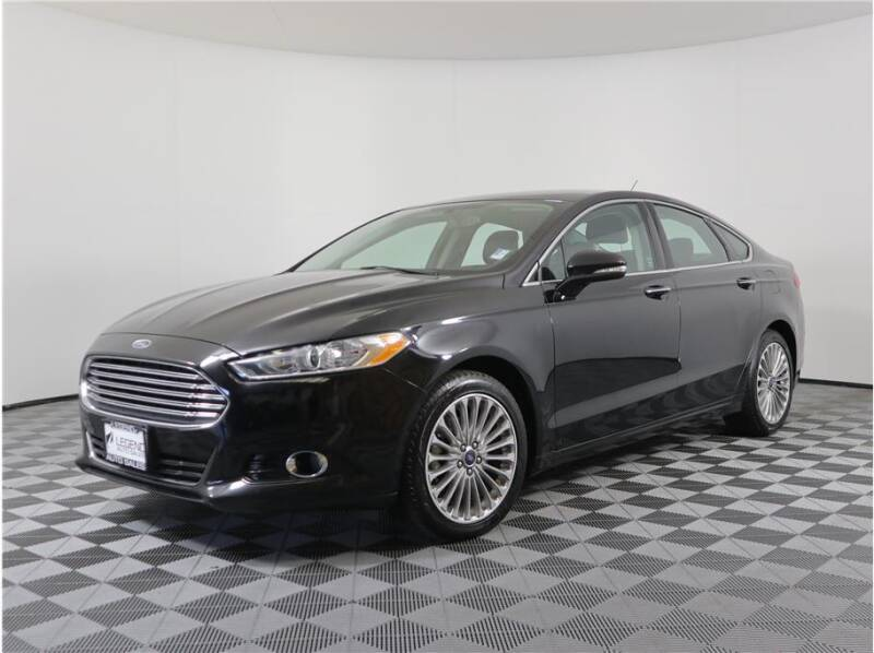2016 Ford Fusion for sale in Burien, WA