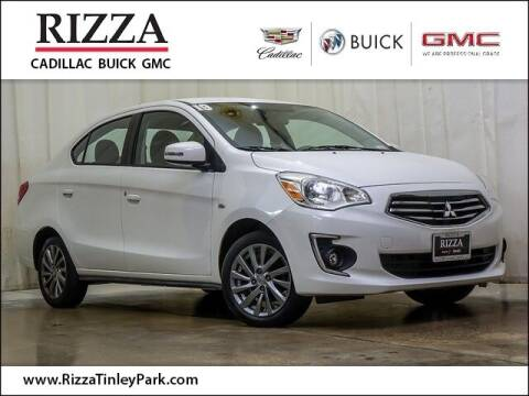 2019 Mitsubishi Mirage G4 for sale at Rizza Buick GMC Cadillac in Tinley Park IL