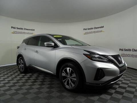 2020 Nissan Murano for sale at PHIL SMITH AUTOMOTIVE GROUP - Phil Smith Chevrolet in Lauderhill FL