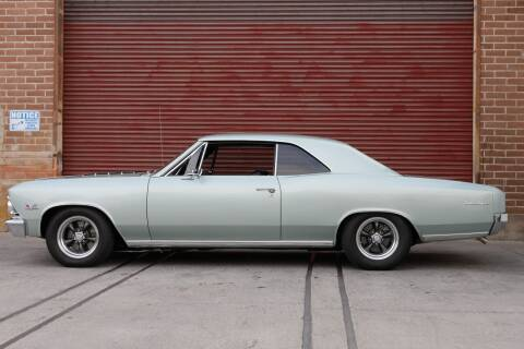1966 Chevrolet Chevelle for sale at Sierra Classics & Imports in Reno NV