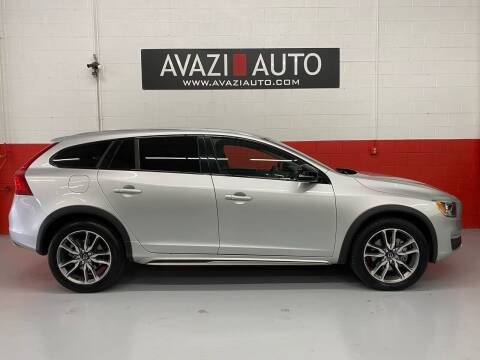 2015 Volvo V60 Cross Country for sale at AVAZI AUTO GROUP LLC in Gaithersburg MD