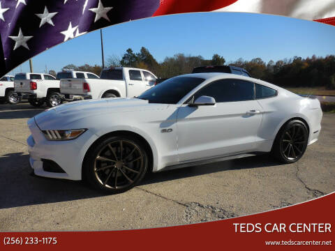 2016 Ford Mustang for sale at TEDS CAR CENTER in Athens AL