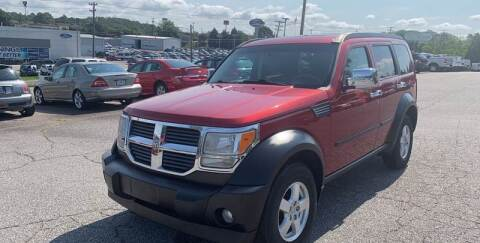 2007 Dodge Nitro for sale at Hillside Motors Inc. in Hickory NC