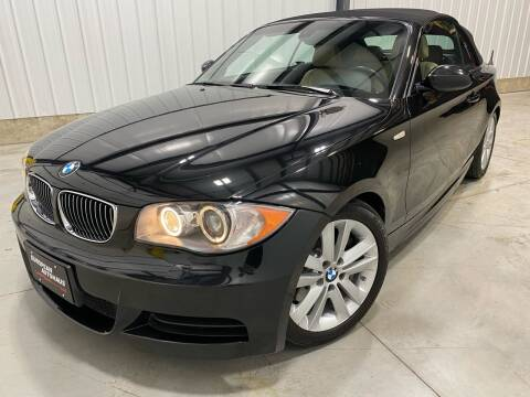2008 BMW 1 Series for sale at EUROPEAN AUTOHAUS, LLC in Holland MI
