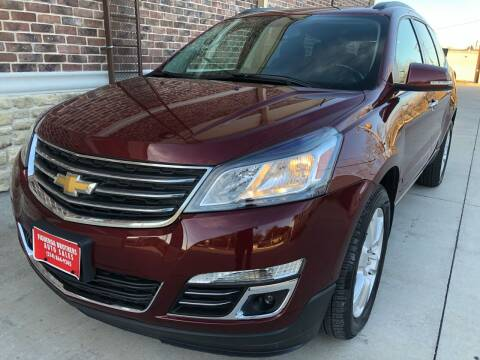 2017 Chevrolet Traverse for sale at Vemp Auto in Garland TX
