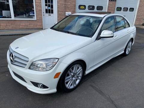 2009 Mercedes-Benz C-Class for sale at West Haven Auto Sales in West Haven CT