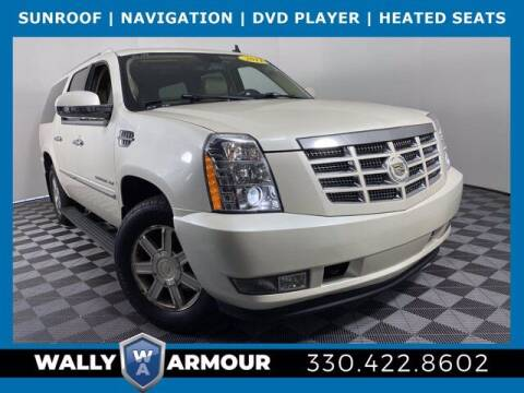 2011 Cadillac Escalade ESV for sale at Wally Armour Chrysler Dodge Jeep Ram in Alliance OH