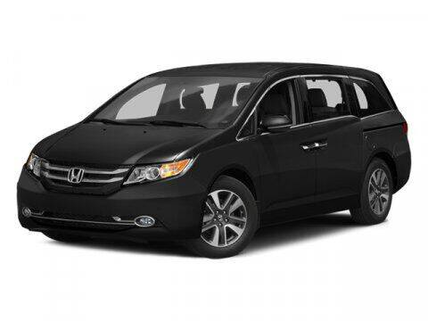 2014 Honda Odyssey for sale at Suburban Chevrolet in Claremore OK