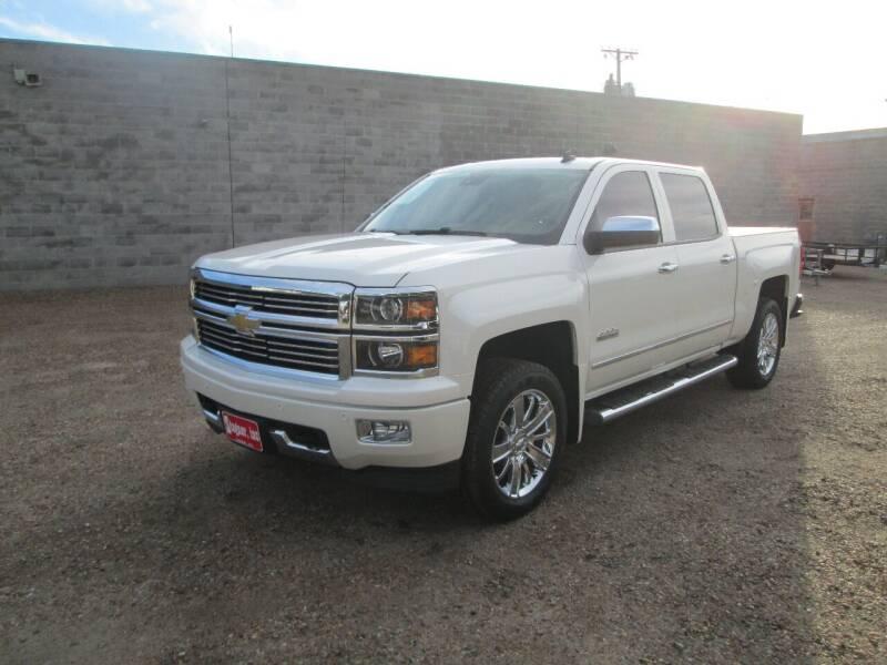 2014 Chevrolet Silverado 1500 for sale at Stagner INC in Lamar CO