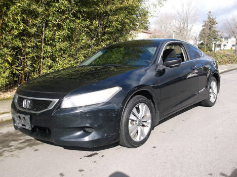 2009 Honda Accord for sale at Eastside Motor Company in Kirkland WA