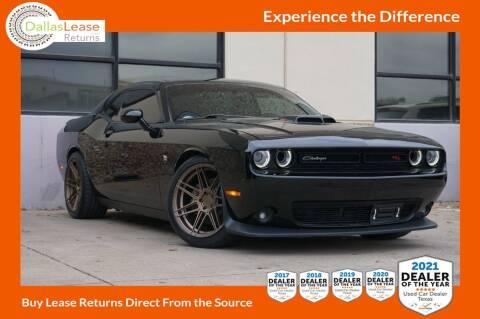2016 Dodge Challenger for sale at Dallas Auto Finance in Dallas TX