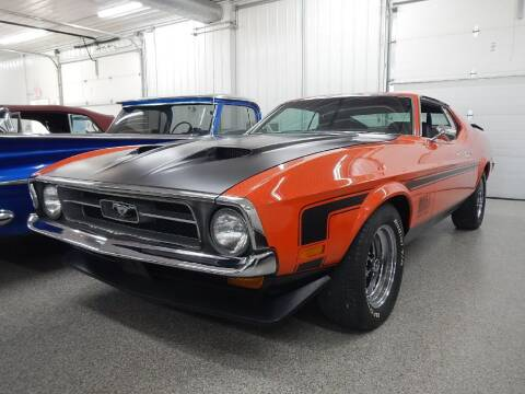 1971 Ford Mustang for sale at Custom Rods and Muscle in Celina OH