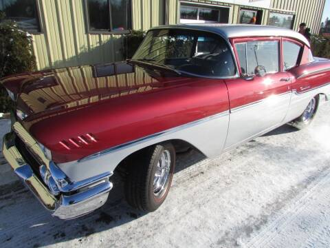 1958 Chevrolet Del Ray for sale at Toybox Rides in Black River Falls WI