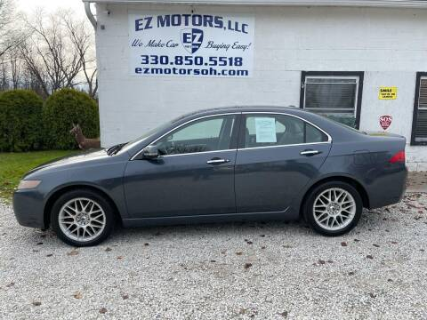 2005 Acura TSX for sale at EZ Motors in Deerfield OH