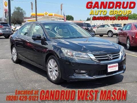 2014 Honda Accord for sale at GANDRUD CHEVROLET in Green Bay WI