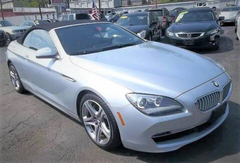 2012 BMW 6 Series for sale at Top Line Import in Haverhill MA