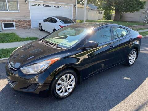 2012 Hyundai Elantra for sale at Jordan Auto Group in Paterson NJ