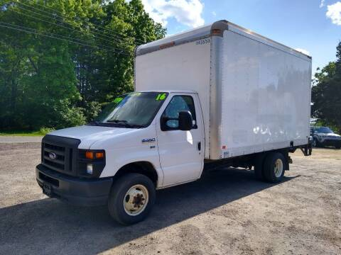 2016 Ford E-Series Chassis for sale at Pioneer Drive Auto LLc in Wisconsin Dells WI