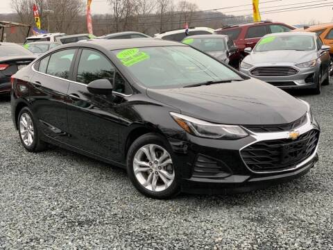 2019 Chevrolet Cruze for sale at A&M Auto Sale in Edgewood MD