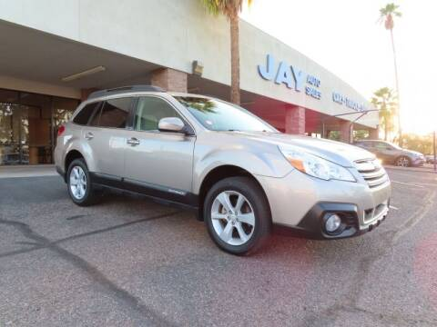 2014 Subaru Outback for sale at Jay Auto Sales in Tucson AZ