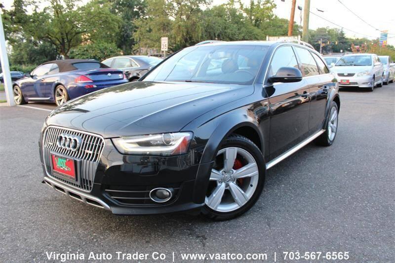 2013 Audi Allroad for sale in Arlington, VA