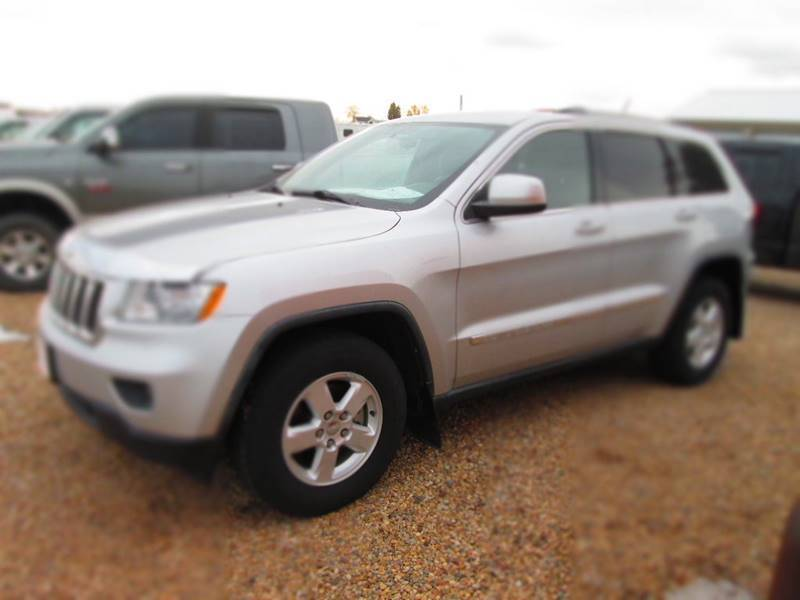 2011 Jeep Grand Cherokee for sale at STEVES ROLLIN STONE AUTO SALES in Eaton CO