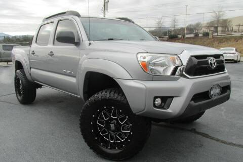 2014 Toyota Tacoma for sale at Tilleys Auto Sales in Wilkesboro NC