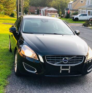 2012 Volvo S60 for sale at Pak Auto Corp in Schenectady NY