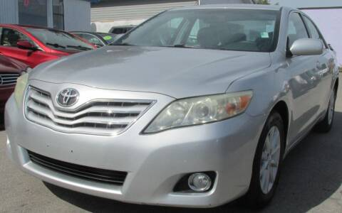 2011 Toyota Camry for sale at Express Auto Sales in Lexington KY