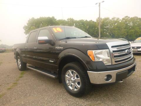 2014 Ford F-150 for sale at Country Side Car Sales in Elk River MN