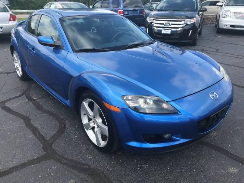 2006 Mazda RX-8 for sale at Finish Line Auto in Comstock Park MI