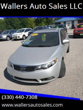 2013 Kia Forte5 for sale at Wallers Auto Sales LLC in Dover OH