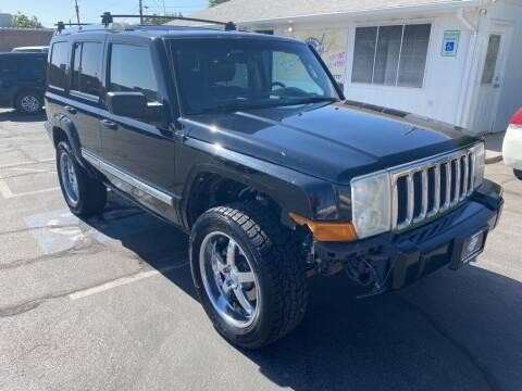 2007 Jeep Commander for sale at Robert Judd Auto Sales in Washington UT