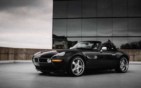 2001 BMW Z8 for sale at NJ Enterprises in Indianapolis IN
