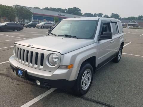 2013 Jeep Patriot for sale at B&B Auto LLC in Union NJ