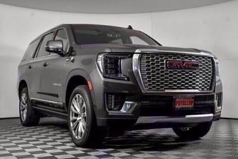 2021 GMC Yukon for sale at Washington Auto Credit in Puyallup WA