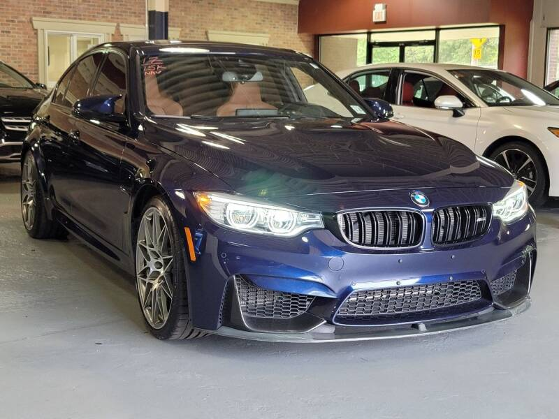 2017 BMW M3 for sale at AW Auto & Truck Wholesalers  Inc. in Hasbrouck Heights NJ