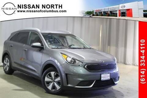 2018 Kia Niro for sale at Auto Center of Columbus in Columbus OH