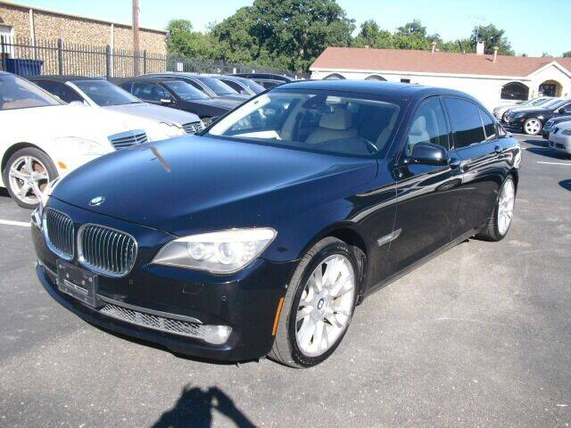 2012 BMW 7 Series for sale at German Exclusive Inc in Dallas TX