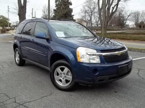 2008 Chevrolet Equinox for sale at CORTEZ AUTO SALES INC in Marietta GA