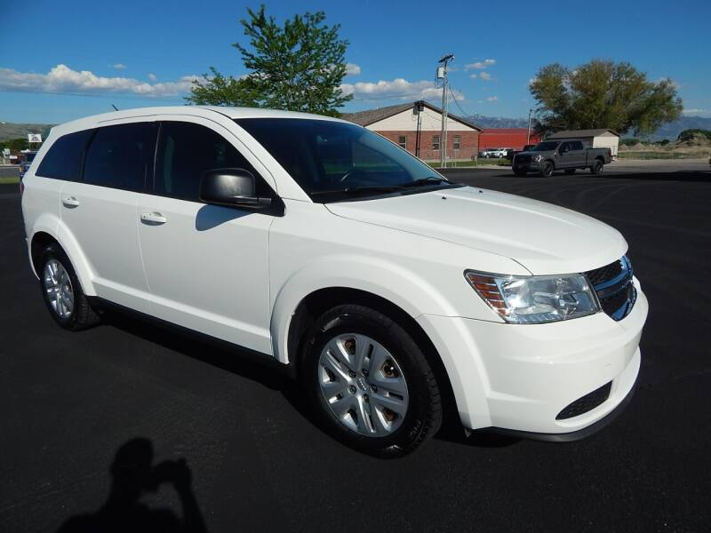 2015 Dodge Journey for sale at West Motor Company - West Motor Ford in Preston ID