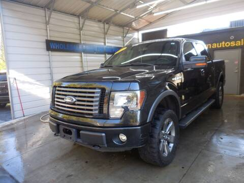 2012 Ford F-150 for sale at Uptown Auto Sales in Charlotte NC
