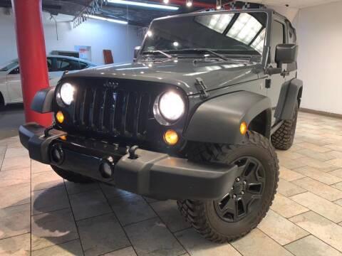 2017 Jeep Wrangler for sale at EUROPEAN AUTO EXPO in Lodi NJ