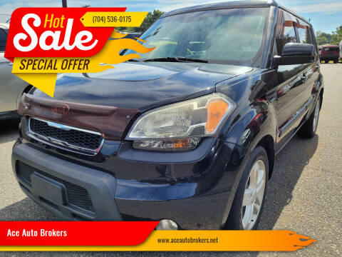 2011 Kia Soul for sale at Ace Auto Brokers in Charlotte NC