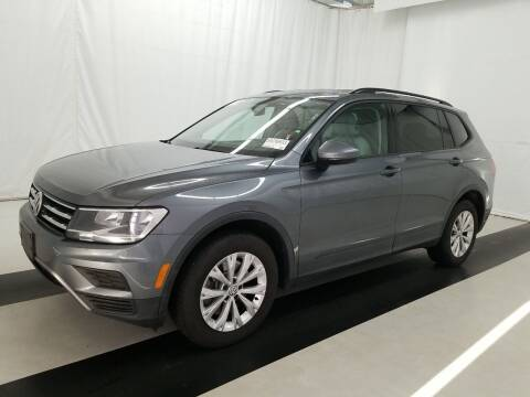 2018 Volkswagen Tiguan for sale at Riverside Auto Sales & Service in Portland ME
